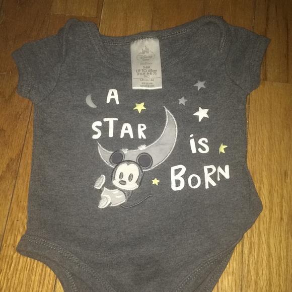 802827f32 Disney One Pieces | Baby A Star Is Born Onesie | Poshmark